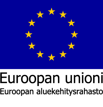 logo: Euroopan kehitysrahasto